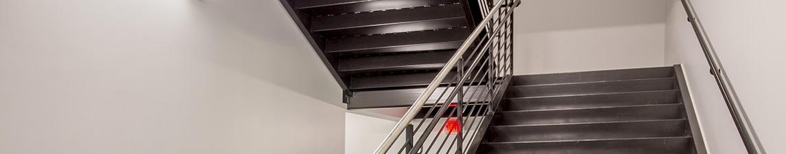 Stairwells Led Lighting Retrofit Lamps Oled Violet